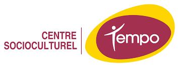 logo CentreSocioCulturel Tempo de Blain