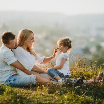 détente en famille